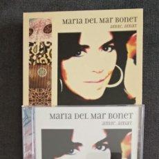 CDs de Música: CD IMPECABLE - MARIA DEL MAR BONET / AMIC, AMAT. Lote 263139745