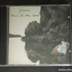 CDs de Música: 1995 CD IMPECABLE - MARIA DEL MAR BONET / SALMAIA. Lote 263141765