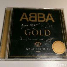 CD de Música: ABBA GOLD CD. Lote 263154485
