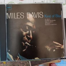 CDs de Música: MILES DAVIS - KIND OF BLUE (CBS, EUROPE, 1986). Lote 263159910