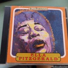 CDs de Música: ELLA FITZGERALD (JAZZ PORTRAITS, UK, 1993). Lote 263161360