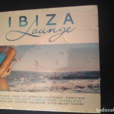 CDs de Música: IBIZA LOUNGE. DOBLE CD PRECINTADO. Lote 263169030