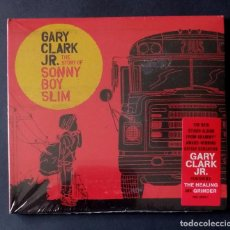 CDs de Música: GARY CLARK JR. - THE STORY OF SONNY BOY SLIM - CD DIGISLEEVE 2015 - WARNER (NUEVO / PRECINTADO). Lote 263184180