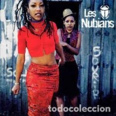 CDs de Música: LES NUBIANS - PRINCESSES NUBIENNES (CD, ALBUM) LABEL:VIRGIN CAT#: 7243 8 459972 0. Lote 263185395