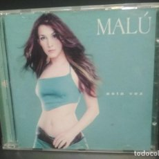 CDs de Música: MALU - ESTA VEZ (CD, COLUMBIA RECORDS 2001) PEPETO. Lote 263193170
