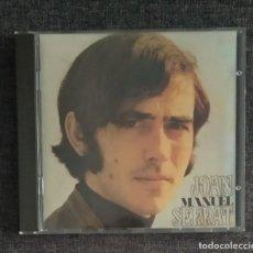 CDs de Música: 1° EDICIÓN SIN CÓDIGO DE BARRAS / JOAN MANUEL SERRAT 1987 CD IMPECABLE - LA PALOMA, EL TITIRITERO. Lote 263194320
