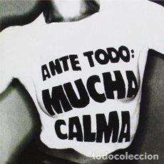 CDs de Música: SINIESTRO TOTAL ANTE TODO: MUCHA CALMA (CD) NUEVO Y PRECINTADO ENVIÓ CERTIFICADO ESPAÑA 2 €. Lote 263198940