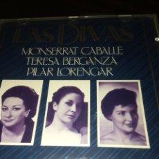 CDs de Música: CD LAS DIVAS. Lote 263200270