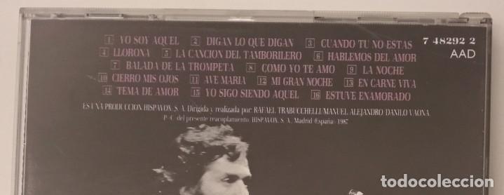 CDs de Música: 1° edición sin código de barras / RAPHAEL 1987 CD impecable - GRANDES EXITOS - Foto 4 - 263200400