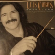 CDs de Música: CD DE LUIS COBOS SUITE 1700. Lote 263205755