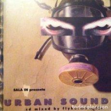 CDs de Música: 2 CD PROMO ULTRA RARE URBAN SOUNDS MIXED BY RAUL PARRA & GERMAN LOPEZ TECHNO 2003 SALA IN. Lote 263223750