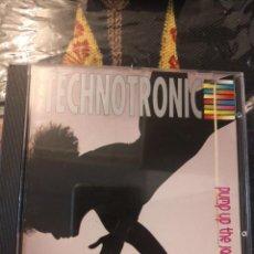 CD de Música: TECHNOTRONIC, PUMP UP THE JAM, CD MAX, 1989, MUY BUEN ESTADO. Lote 263255565