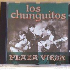 CDs de Música: LOS CHUNGUITOS (PLAZA VIEJA) CD 1991. Lote 263266390