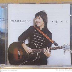 CDs de Música: VANESA MARTIN (AGUA) CD 2007 - DAVID DE MARIA. Lote 263273445