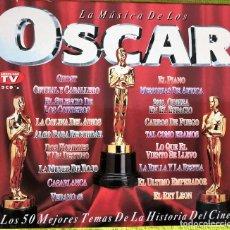 CDs de Música: LA MÚSICA DE LOS OSCAR - HENRY SALOMON Y ORQUESTA - TRIPLE CD. Lote 263300060