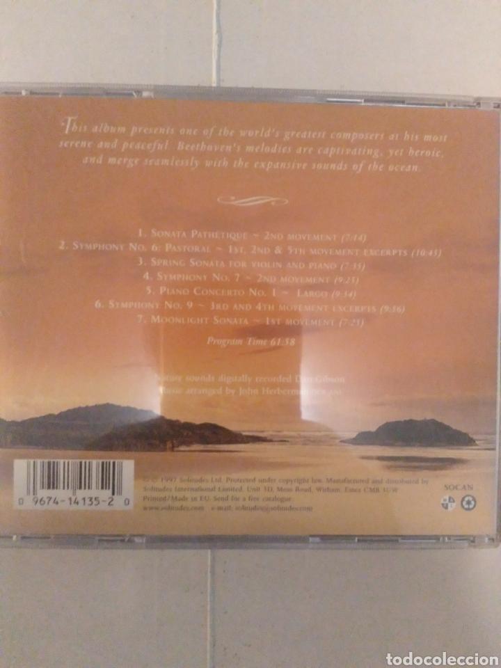 SOLITUDES BEETHOVEN (Música - CD's Clásica, Ópera, Zarzuela y Marchas)