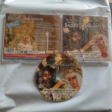 CDs de Música: CD SEMANA SANTA SEVILLA AGRUPACION MUSICAL BANDA MUSICA CRUZ ROJA VIRGEN ANGUSTIAS CRISTO SALUD. Lote 263543500