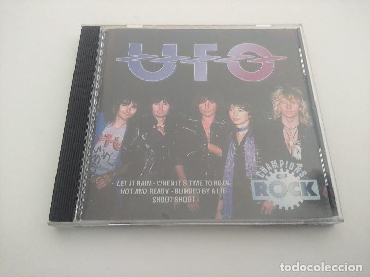 CD METAL/UFO. (Música - CD's Heavy Metal)