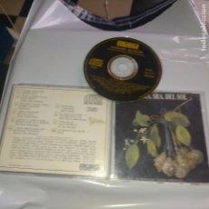 CD di Musica: CD SEMANA SANTA BANDA VIRGEN DEL SOL - SEVILLA - CUANDO LA SEMANA SANTA EMPIEZA 1992. Lote 263550745