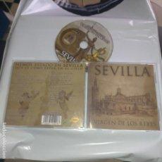 CDs de Música: CD SEMANA SANTA SEVILLA - VIRGEN DE LOS REYES AGRUPACION MUSICAL - DIFISILISIMO. Lote 263551400