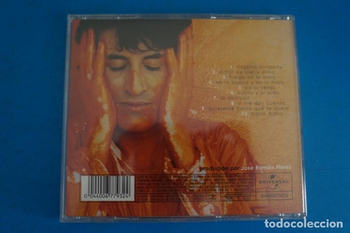 CDs de Música: CD DE MUSICA SERGIO DALMA DE OTRO COLOR AÑO 2003 Nº 397 - Foto 2 - 263553520