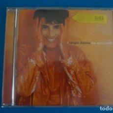 CDs de Música: CD DE MUSICA SERGIO DALMA DE OTRO COLOR AÑO 2003 Nº 397. Lote 263553520
