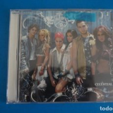CDs de Música: CD DE MUSICA RBD CELESTIAL AÑO 2006 Nº 398. Lote 263553880