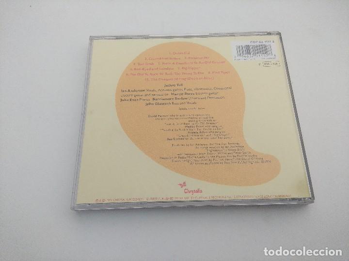 CDs de Música: CD METAL/JETHRO TULL/TOO OLD TO ROCK & ROLL . - Foto 2 - 263554635