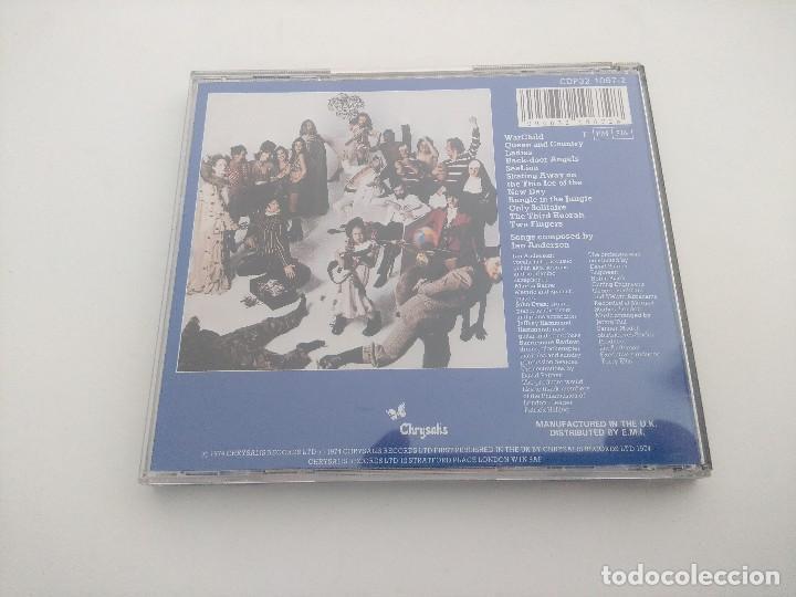 CDs de Música: CD METAL/JETHRO TULL/WAR CHILD. - Foto 2 - 263555015