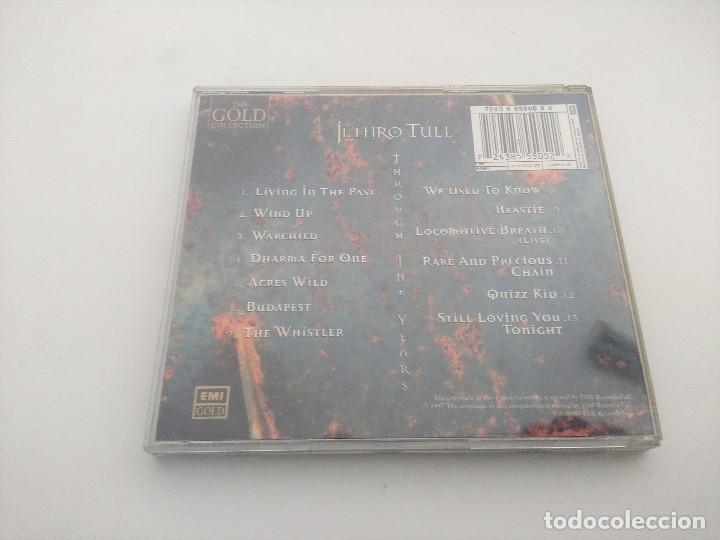 CDs de Música: CD METAL/JETHRO TULL/THOUGH THE YEARS. - Foto 2 - 263555375