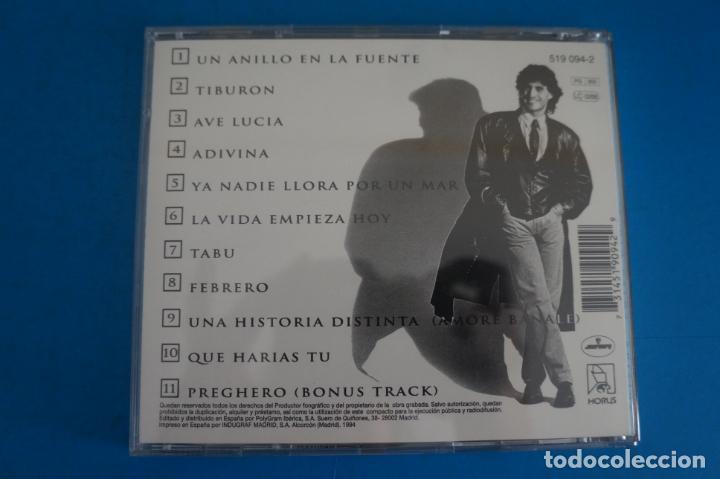 CDs de Música: CD DE MUSICA SERGIO DALMA ADIVINA AÑO 1994 Nº 403 - Foto 2 - 263556015