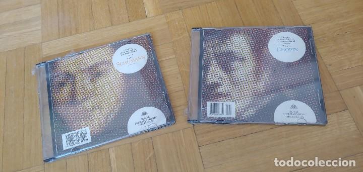 2 CD GRANDES COMPOSITORES DE LA MÚSICA CLÁSICA - CHOPIN - ROYAL PHILARMONIC ORCHESTRA.NUEVOS. (Música - CD's Clásica, Ópera, Zarzuela y Marchas)