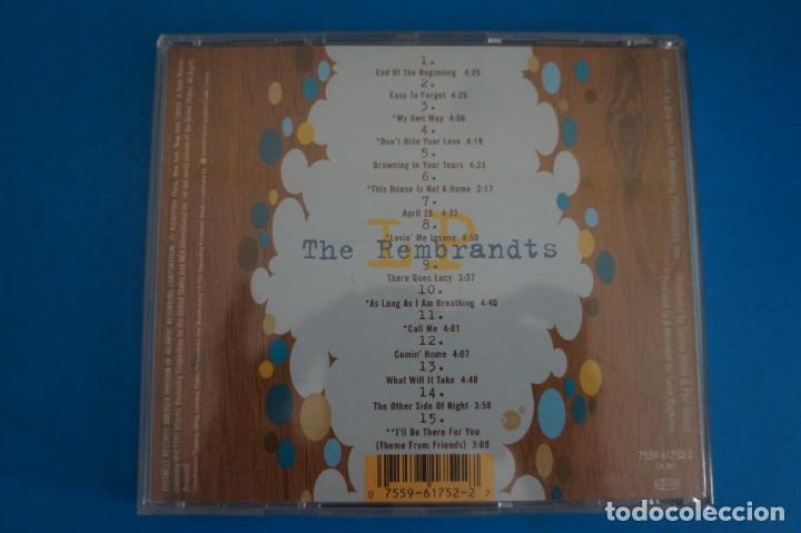 CDs de Música: CD DE MUSICA THE REMBRANDTS LP AÑO 1995 Nº 408 - Foto 2 - 263563970