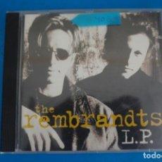 CDs de Música: CD DE MUSICA THE REMBRANDTS LP AÑO 1995 Nº 408. Lote 263563970
