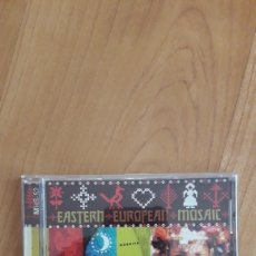 CDs de Música: MÚSICA DE LIBRERÍA. BANCO DE SONIDO. MUSICHOUSE. EASTERN EUROPEAN MOSAIC. Lote 263564895