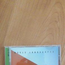 CDs de Música: MÚSICA DE LIBRERÍA. BANCO DE SONIDO. MUSICHOUSE. WORLD LANDSCAPES. Lote 263565610