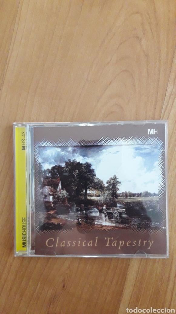 MÚSICA DE LIBRERÍA. BANCO DE SONIDO. MUSICHOUSE. CLASSICAL TAPESTRY (Música - CD's Clásica, Ópera, Zarzuela y Marchas)