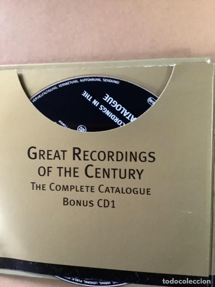 CDs de Música: Catálogo EMI CLASSICS. libreto más de 100 referencias y doble CD muestras. - Foto 3 - 263570840