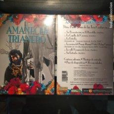 CDs de Música: PRCINTADO DVD SEMANA SANTA AMANECER TRIANERO- SEMANA SANTA SEVILLA - 70 MINUTOS. Lote 263572420