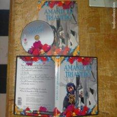 CDs de Música: DVD SEMANA SANTA AMANECER TRIANERO- SEMANA SANTA SEVILLA - 70 MINUTOS. Lote 263572510