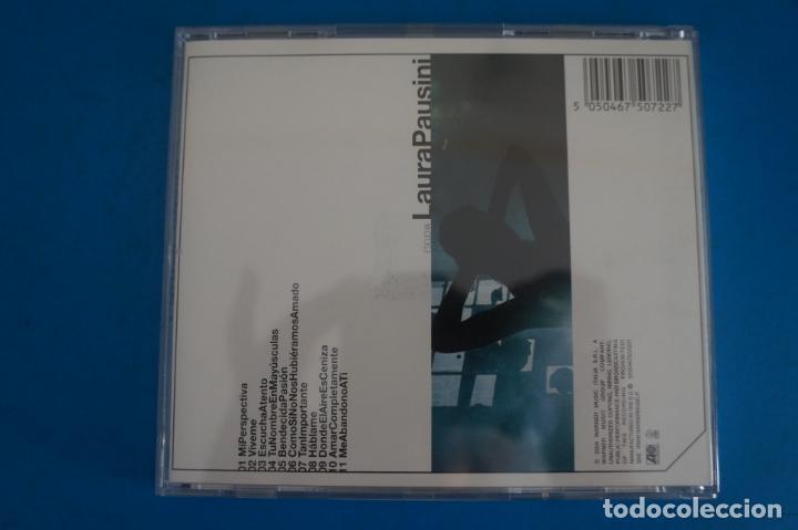 CDs de Música: CD DE MUSICA LAURA PAUSINI ESCUCHA AÑO 2004 Nº 411 - Foto 2 - 263578655