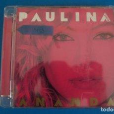 CDs de Música: CD DE MUSICA PAULINA RUBIO ANANDA AÑO 2006 Nº 413. Lote 263580085