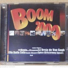 CDs de Música: BOOM 2000 - 2 CD'S (OBK, BUNBURY, CAMELA, AMARAL, MONICA NARANJO, SPICE GIRLS, TINO CASAL, HEVIA...). Lote 263585580