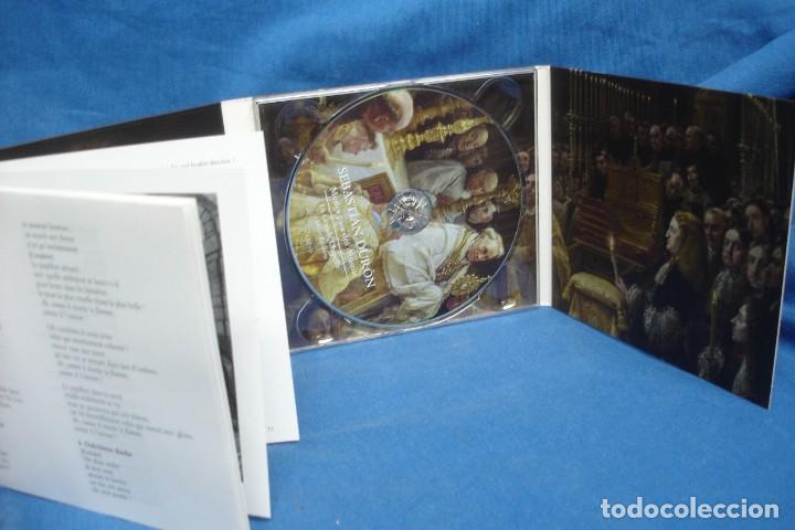 CDs de Música: SEBASTIÁN DURÓN - MÚSICA PARA DOS DINASTÍAS - LAUDA 2016 - Foto 3 - 263586110
