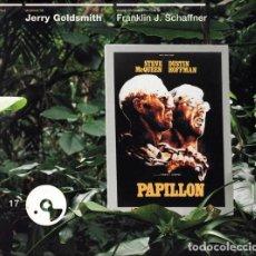 CDs de Música: PAPILLON / JERRY GOLDSMITH CD BSO. Lote 263610760