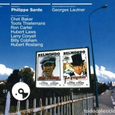 CDs de Música: FLIC OU VOYOU + LE GUIGNOLO / PHILIPPE SARDE CD BSO. Lote 263611635