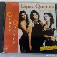 CDs de Música: GIPSY QUEENS - BAMBANIS. Lote 263635065