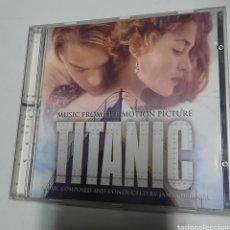CDs de Música: TITANIC. BSO. Lote 263642800