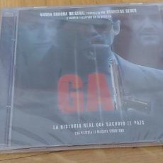 CDs de Música: GAL .BANDA SONORA CD ALBUM PRECINTADO DEL AÑO 2006 MUSICA DE FRANCESC GENER 20 TEMAS. Lote 263649470