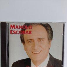 """CDs de Música: CD DE MANOLO ESCOBAR / """" RUMBA PA TI """" / MIX. EDITADO POR ARIOLA - 1992 / NUEVO. Lote 263664120"""